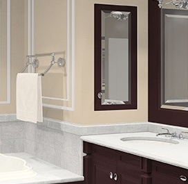 Custom Bathroom Mirrors Brisbane
