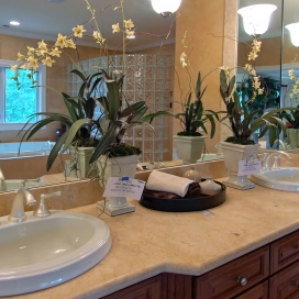 Perfect Bathroom Mirror Splashback Gold Coast