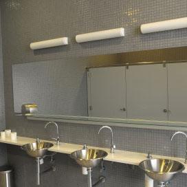 restroom mirror Indooroopilly